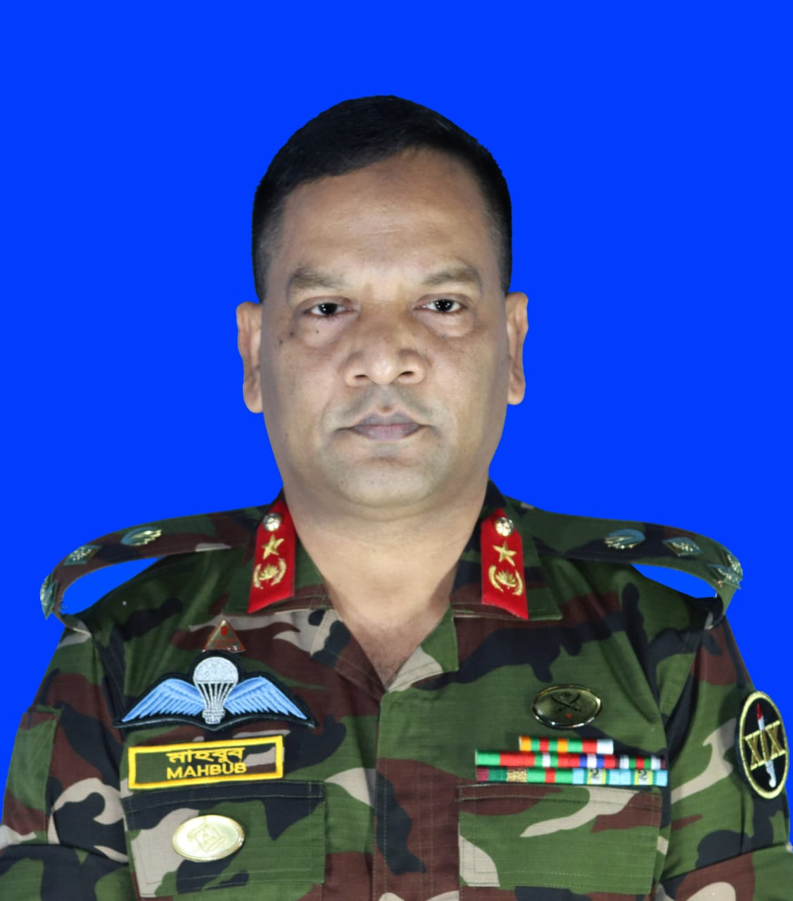 Brig Gen Md Mahbubur Rahman, afwc, psc