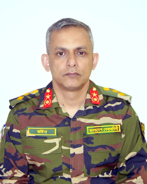 Brig Gen Md Moin Khan, ndc, psc, lsc