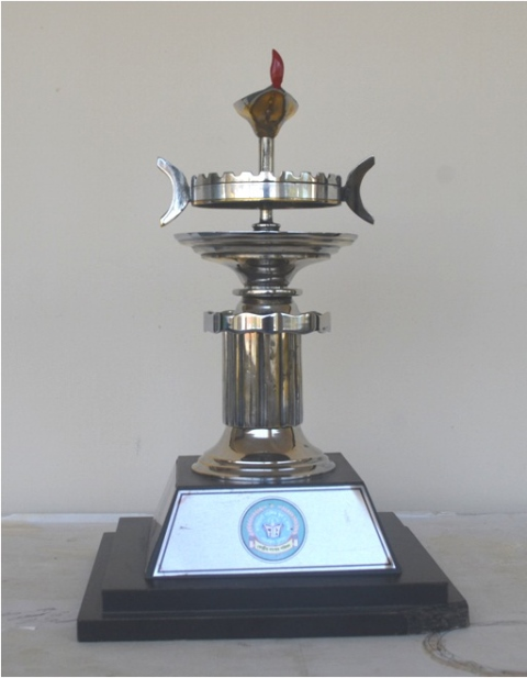 The Chief of Army Staff Runner UP Trophy-2016