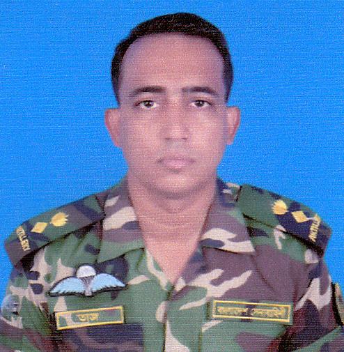 Lt Col Md Tajul Islam, G+