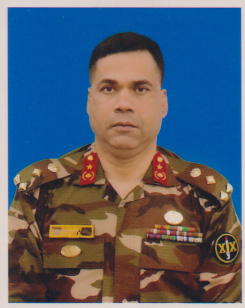 Brig Gen Mohammad Nazmul Haque, BSP,afwc,psc